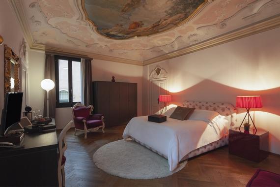 Corte di Gabriela a Venezia Junior Suite Balcony 570