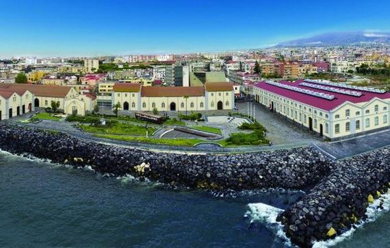 Panoramica museo Pietrarsa museo 570