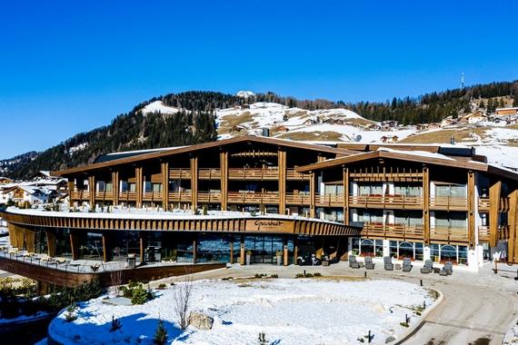 esterno Hotel Granbaita Dolomites 570