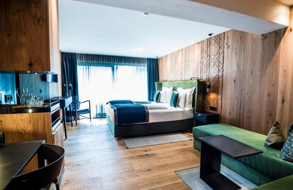 stanza Hotel Granbaita Dolomites 570