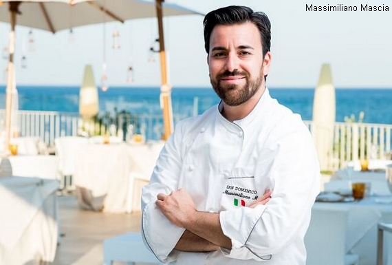 Chef Massimiliano Mascia 570