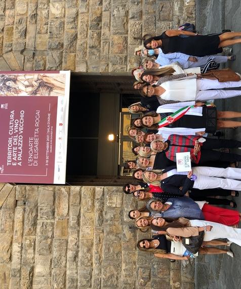 DDV e vice sindaco FI g20 donne del vino 570