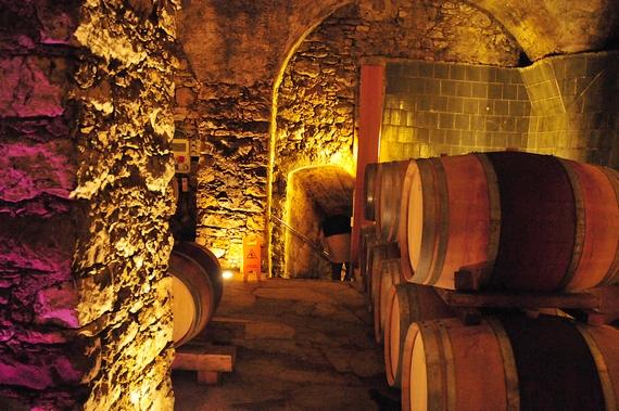 Elena Walch Kermesse cellar 570