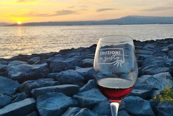 Eruzioni del gusto 2021 bicchiere 570