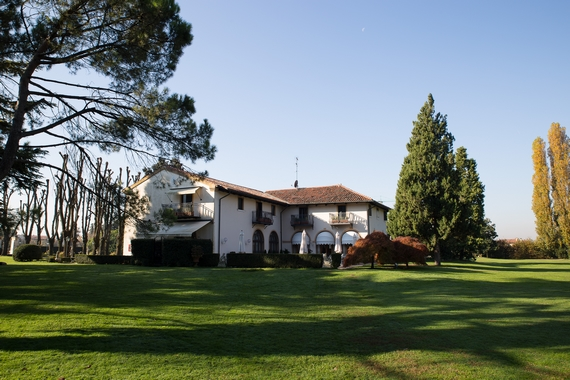 Romantik Hotel Villa Margherita Esterno 570