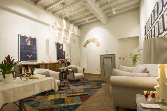 Romantik Hotel Casa Thiele Ingresso sala 570