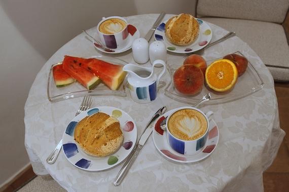 Romantik Hotel Casa Thiele colazione 570