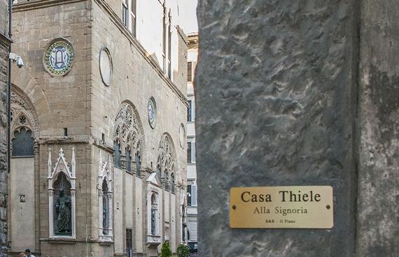 Romantik Hotel Casa Thiele alla Signoria esterno 570