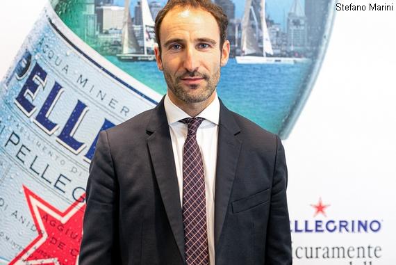 Stefano Marini Amministratore Delegato Grupp Sanpellegrino 570