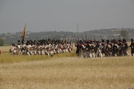 campo battaglia rievocazione marengo 2 570