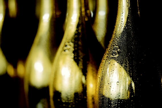 gold bottiglie bottega 570